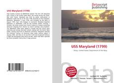 Bookcover of USS Maryland (1799)