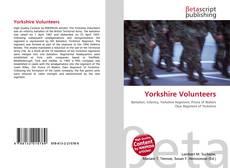Обложка Yorkshire Volunteers