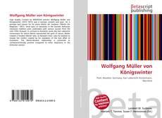 Обложка Wolfgang Müller von Königswinter