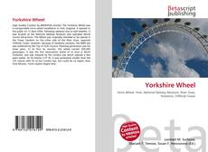Capa do livro de Yorkshire Wheel