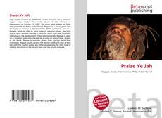 Borítókép a  Praise Ye Jah - hoz