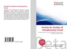 Обложка Society for Studies of Interplanetary Travel