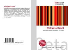 Buchcover von Wolfgang Ospelt