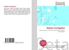 Buchcover von Walter Livingston