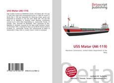 Copertina di USS Matar (AK-119)
