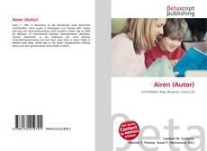 Обложка Airen (Autor)