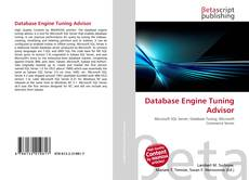Bookcover of Database Engine Tuning Advisor