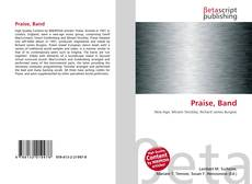 Bookcover of Praise, Band
