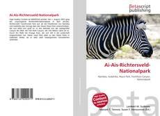 Ai-Ais-Richtersveld-Nationalpark kitap kapağı