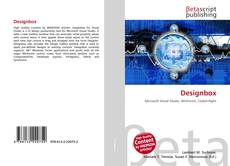 Couverture de Designbox