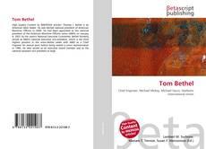 Buchcover von Tom Bethel
