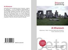 Bookcover of Ai Khanoum