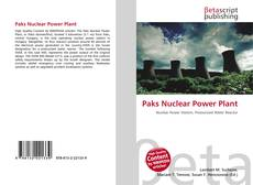 Portada del libro de Paks Nuclear Power Plant