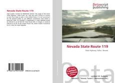 Copertina di Nevada State Route 119