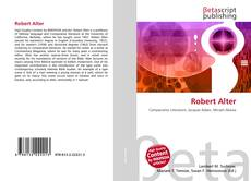 Buchcover von Robert Alter