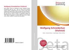 Buchcover von Wolfgang Schneiderhan (Violinist)