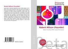 Обложка Robert Allison (Founder)