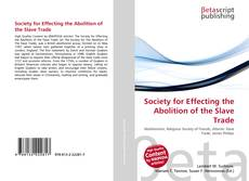 Обложка Society for Effecting the Abolition of the Slave Trade