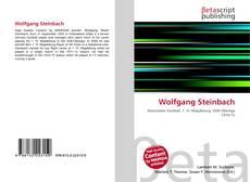 Borítókép a  Wolfgang Steinbach - hoz