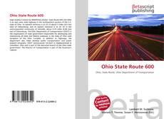 Buchcover von Ohio State Route 600