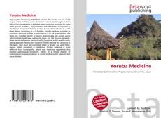 Buchcover von Yoruba Medicine