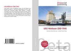 Buchcover von USS McKean (DD-784)