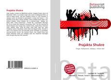 Bookcover of Prajakta Shukre