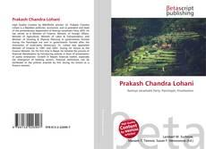 Couverture de Prakash Chandra Lohani