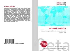 Bookcover of Prakash Dahake
