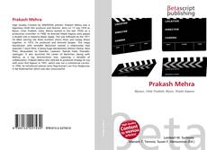 Bookcover of Prakash Mehra