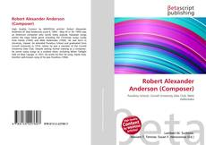 Robert Alexander Anderson (Composer)的封面