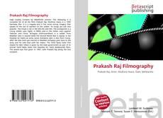 Обложка Prakash Raj Filmography