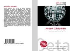 Airport (Diskothek)的封面