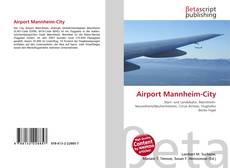 Обложка Airport Mannheim-City