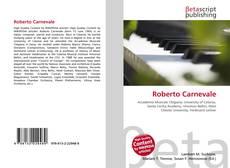 Copertina di Roberto Carnevale