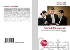 Bookcover of Pramod Khargonekar