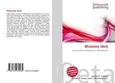 Bookcover of Rhizome (Art)