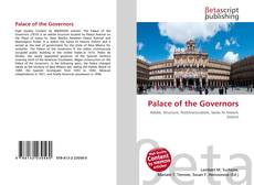 Buchcover von Palace of the Governors