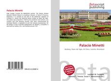 Bookcover of Palacio Minetti