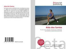 Capa do livro de Aida dos Santos