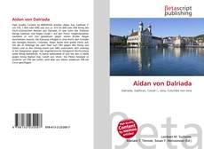 Portada del libro de Aidan von Dalriada