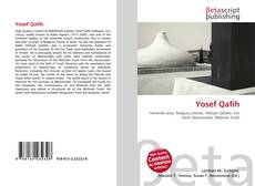 Bookcover of Yosef Qafih