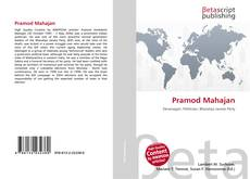 Bookcover of Pramod Mahajan