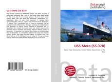 Portada del libro de USS Mero (SS-378)