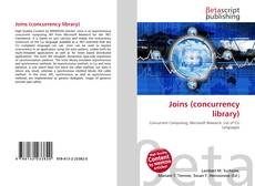 Bookcover of Joins (concurrency library)