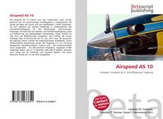Обложка Airspeed AS 10