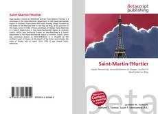 Portada del libro de Saint-Martin-l'Hortier