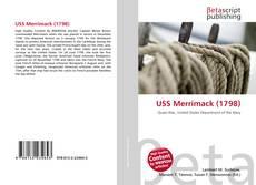 Bookcover of USS Merrimack (1798)