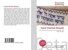 Yosef Yitzchak Shloush kitap kapağı