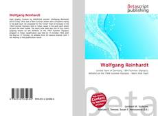 Bookcover of Wolfgang Reinhardt